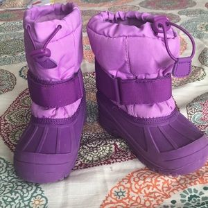 Other - Cat & Jack snow boots